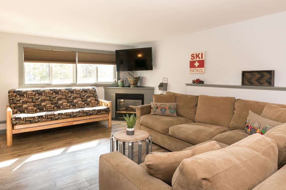 Brookside Apartment - Living Area