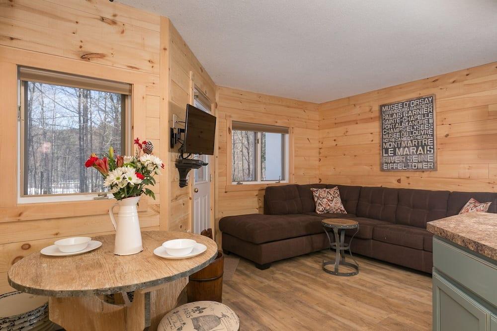 Condo Unit 40 - Living Room