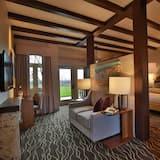 極品單人房, 1 張特大雙人床, 葡萄園景觀 - 客房