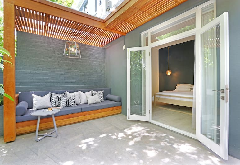 The Parkhouse, Cape Town, Courtyard Plus (Rm # 10 ) (11), Guest Room