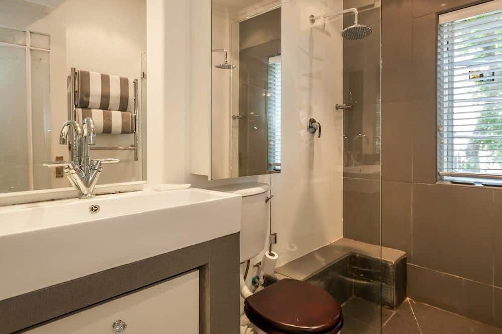Apartmán, 1 spálňa - Kúpeľňa