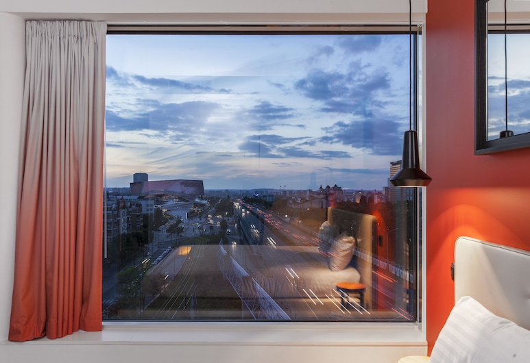 Hipark by Adagio Paris La Villette, Paris, Studio, 1 Double Bed (For 2 persons, small), View from room