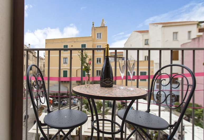 B&B Benebenniu, Alghero, Superior Double Room, Balcony, Balkoni