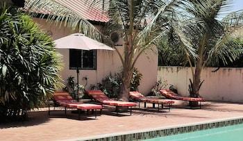 ภาพ Bed and Breakfast Villa Calliandra ใน Serrekunda