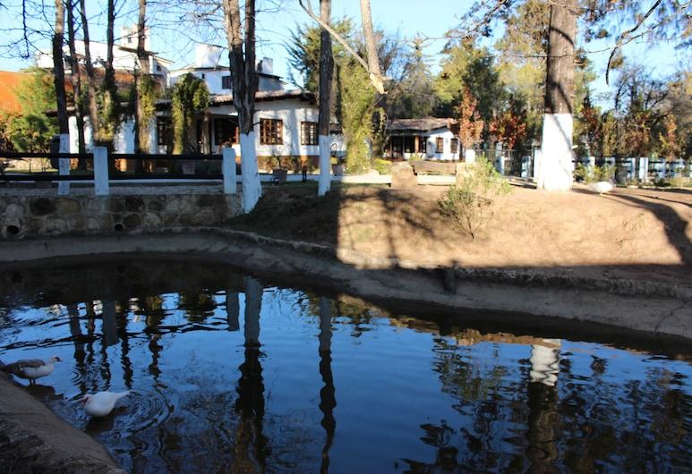 Hotel Hacienda Club, San Cristobal de las Casas, Double Room, Garden View, Outdoor Pool