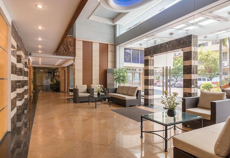 特洛皮卡纳套房飯店, 馬尼拉, 大廳