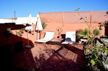 馬拉喀什阿爾揚民宿的圖片