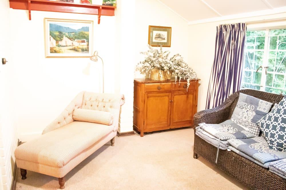 Rekreačná chata - Obývačka