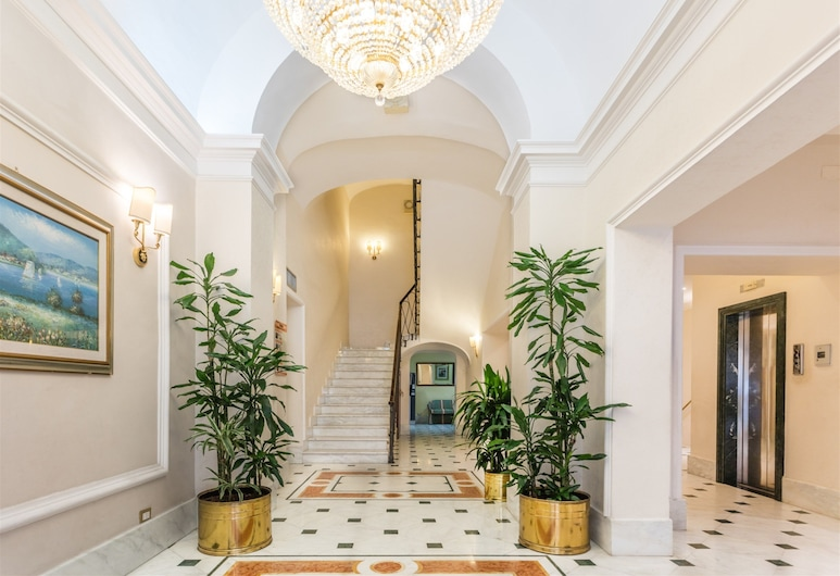 Raeli Hotel Floridia, Rome, Living Area
