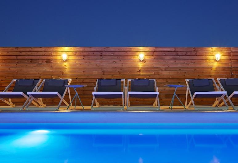 Hotel Delamar - Adults Only, Lloret de Mar, Päevitusala