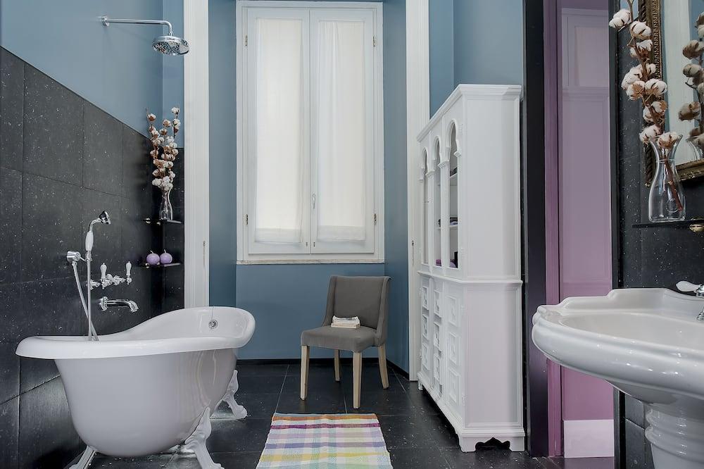 Junior-suite - Badeværelse
