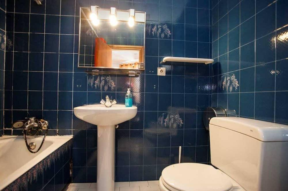 Chambre Double (Extra Bed) - Salle de bain