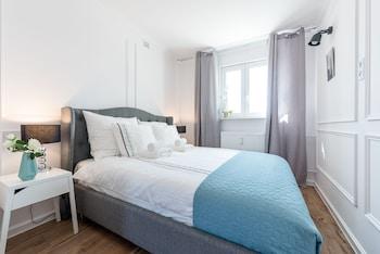 Warszawa — zdjęcie hotelu Rondo ONZ P&O Apartments