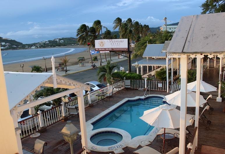 Hotel Victoriano, San Juan del Sur, Bazén