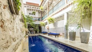 Picture of Hotel Casa Pizarro in Cartagena