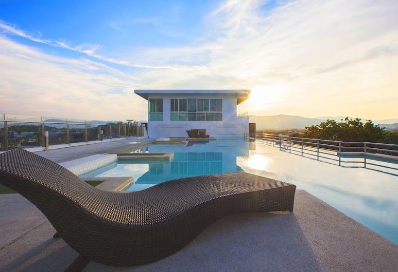 廣康達泰普吉島飯店, 普吉島, 游泳池