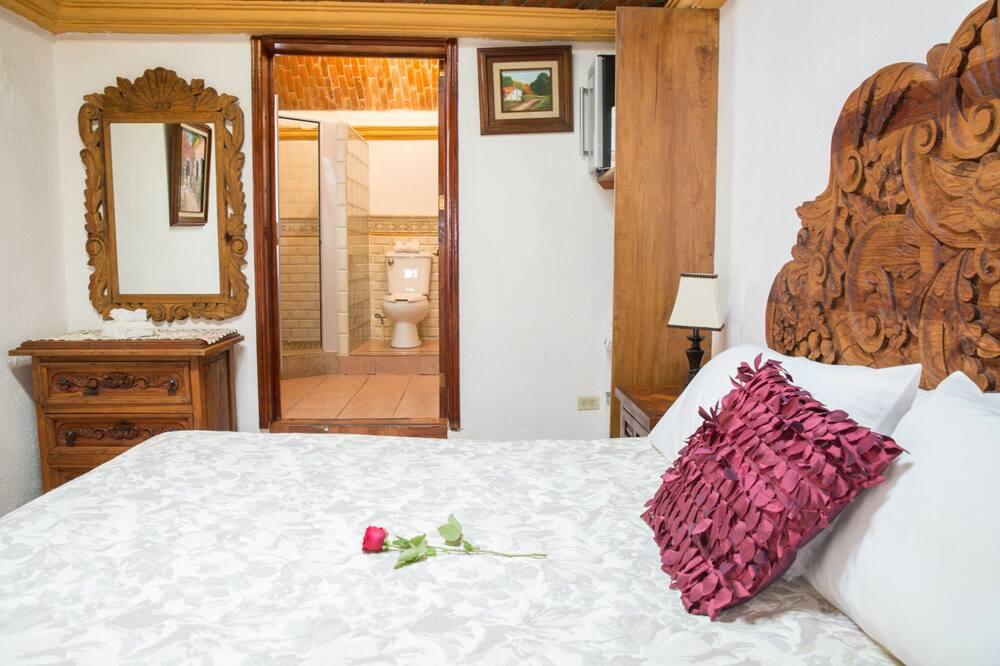 Standartinio tipo kambarys, 1 standartinė dvigulė lova - Svečių kambarys