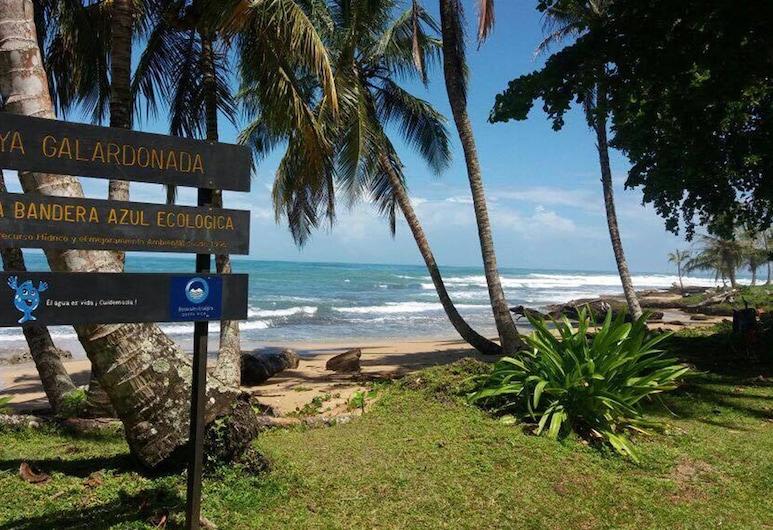 Villas Del Caribe, Puerto Viejo de Talamanca, Strand