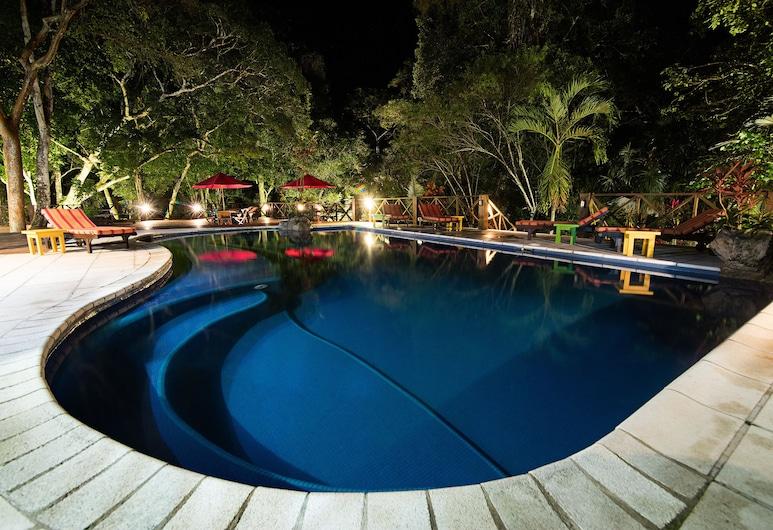 Jungle Lodge Hotel, Parco nazionale di Tikal, Piscina