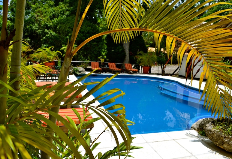 Hostal Jungle Lodge Tikal, Parque Nacional Tikal, Alberca al aire libre