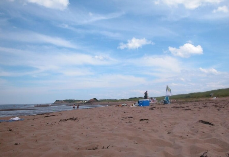 Waterview Rooms, Pictou, Plaża