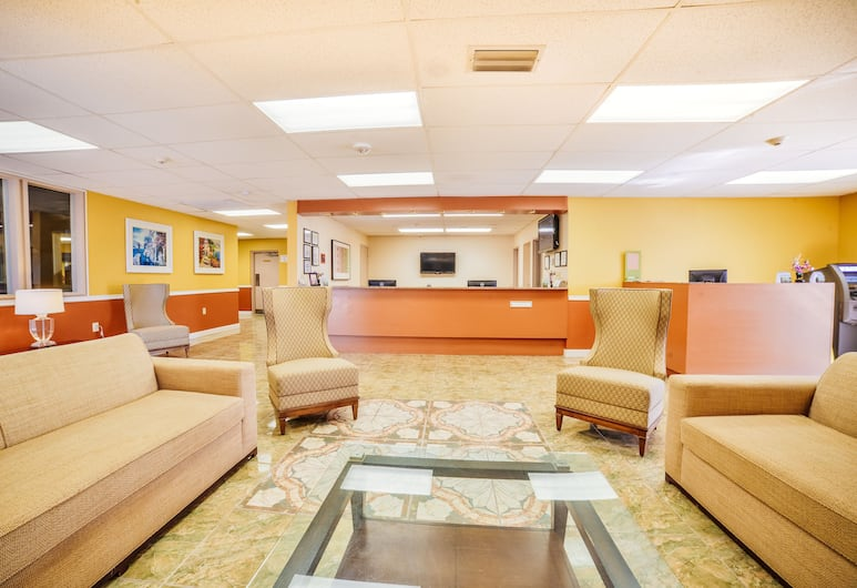 A-P-T Suites, Travelodge by Wyndham Kissimmee East, Kissimmee, Wejście wewnętrzne