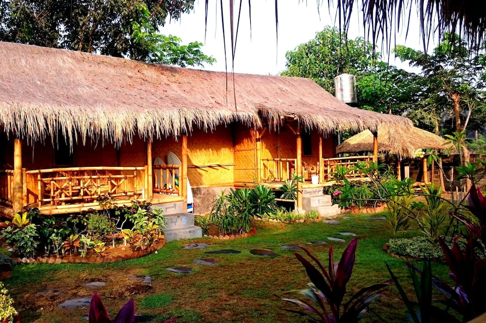 Bamboo Bungalow, Fan Only - Guest Room