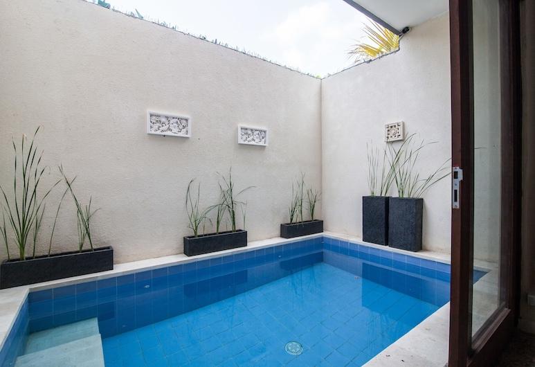 Villa D'Kerobokan, Denpasar, Apartment, 2 Bedrooms, Private Pool, Pool