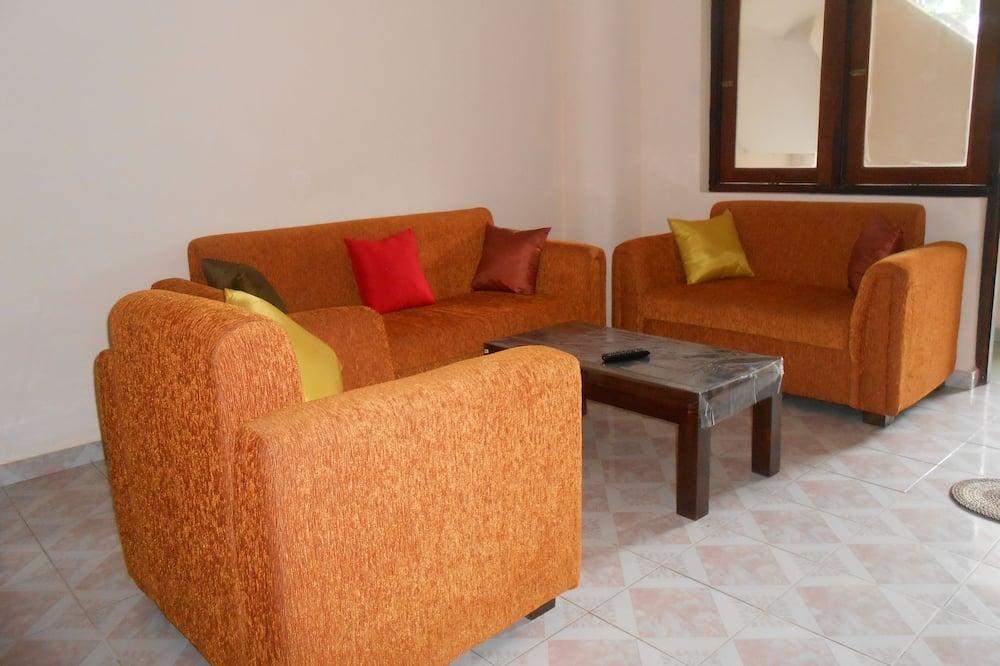 Căn hộ Cao cấp, 2 phòng ngủ - Khu phòng khách