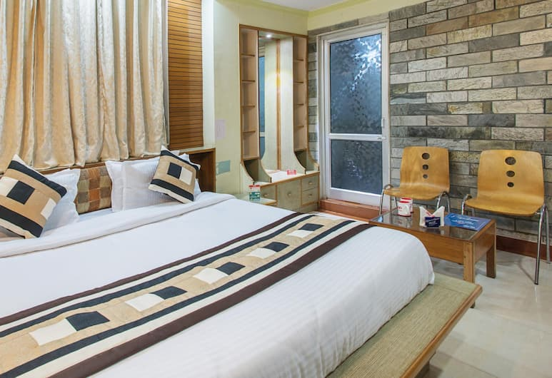 OYO 1004 Hotel Fly View, Jaipur, Standard Double or Twin Room, 1 Double Bed, Private Bathroom, Guest Room