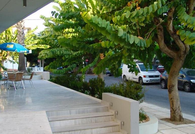 Dimitris Paritsa Hotel, Kos, Terasa