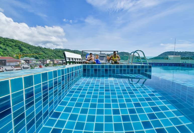 Patong Buri Resort, Patong, Kolam Terbuka