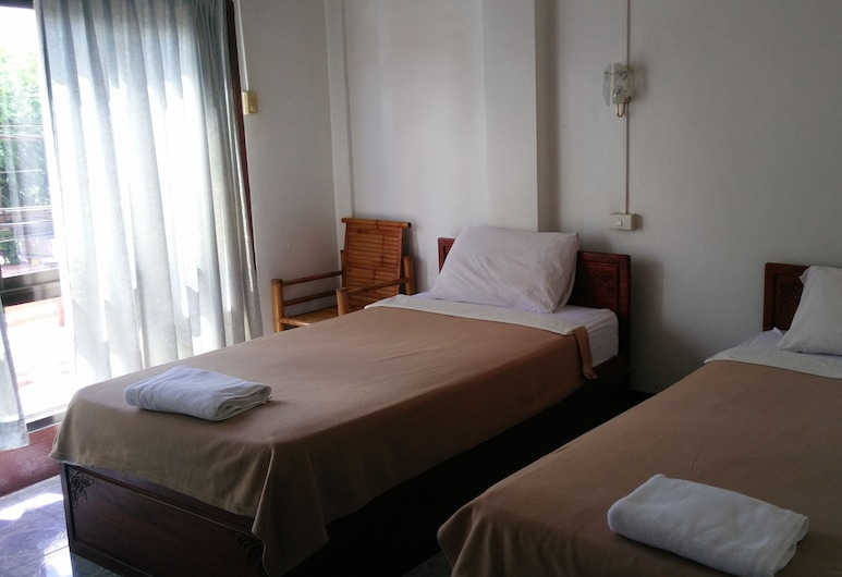 Chanthasom Guesthouse, Viangchan, Twin Room with Breakfast, Tuba
