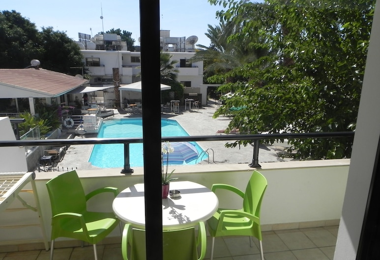 Andries Apartments, Paphos, Studio, Balcony