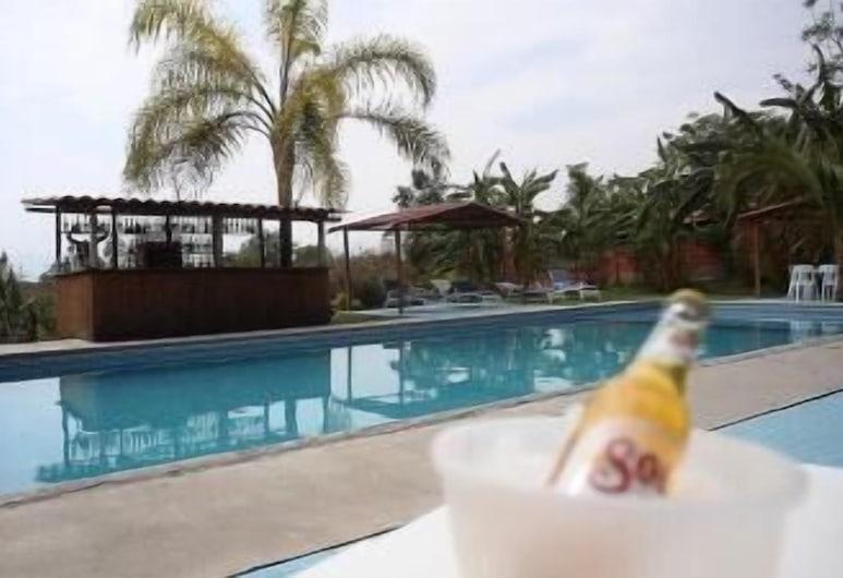 Hotel Quinta Ventura, Istapan de la Salis, Lauko baseinas