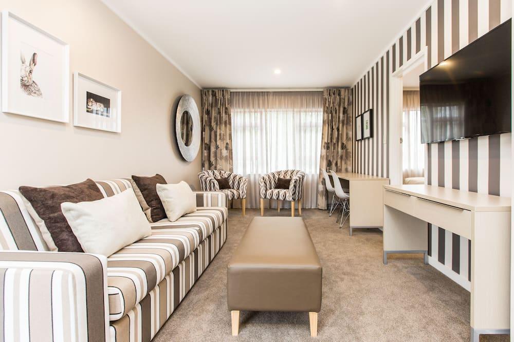 Premium One Bedroom - Καθιστικό