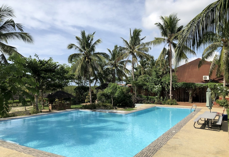 The Emerald Playa, Puerto Princesa, Outdoor Pool