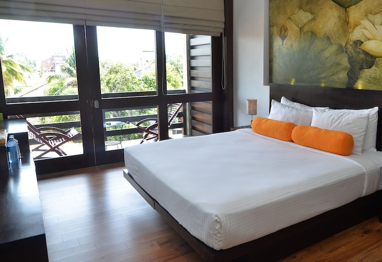 Terrace Green Hotel & Spa, Negombo, Deluxe Double or Twin with Free Airport Pick up or Drop, Guest Room
