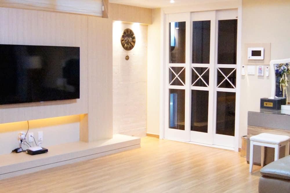 Villa Suite - Sala de estar