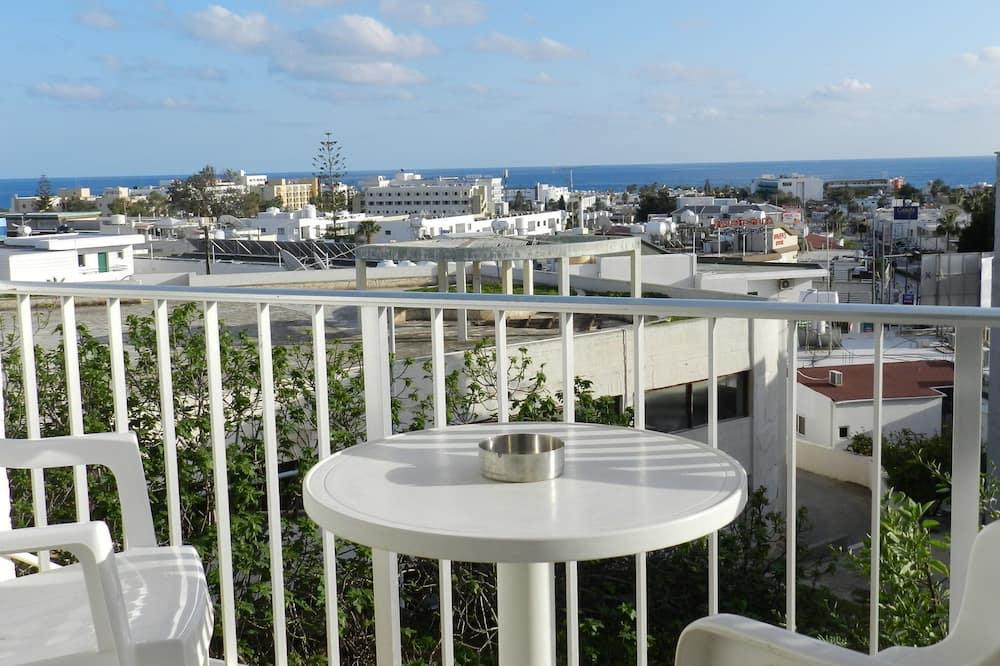 標準公寓, 2 間臥室, 露台, 海景 - 特色相片