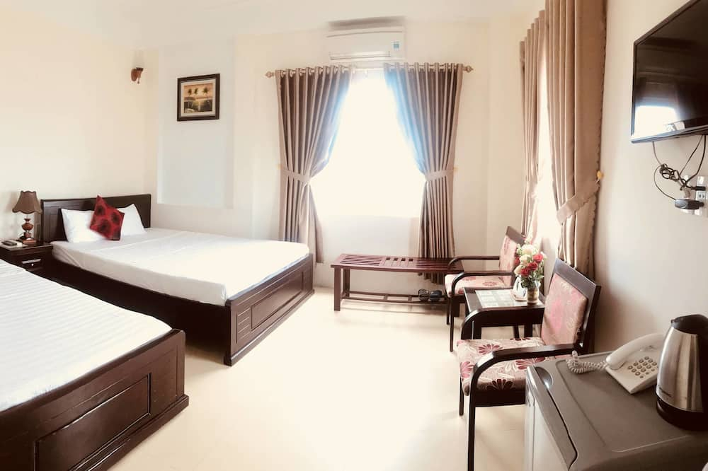 Basic Double or Twin Room, 1 Bedroom - Guest Room