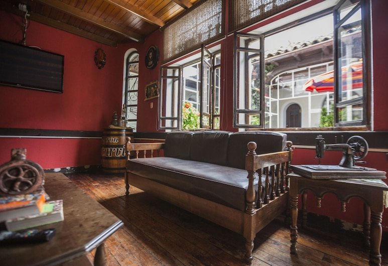 Hotel Modelo, Quetzaltenango, Hotel Lounge