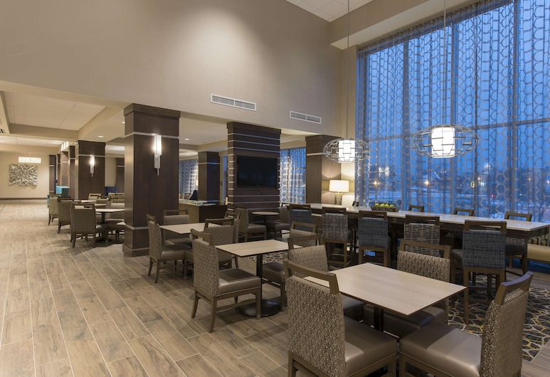 Hampton Inn & Suites Grand Rapids Downtown, Grand Rapids, Reception