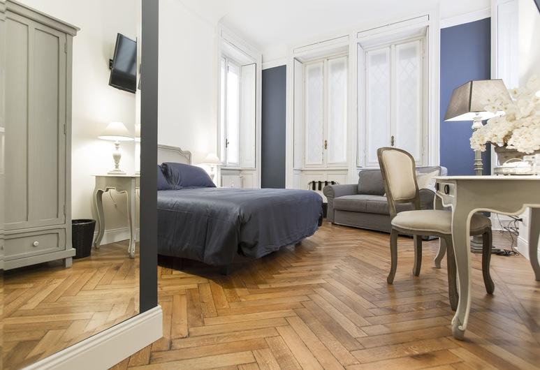 Household - Settembrini 17, Milan, Quadruple Room, Guest Room