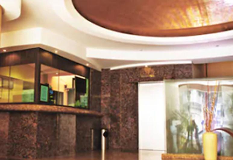 全景格蘭酒店, 墨西哥城, 入口