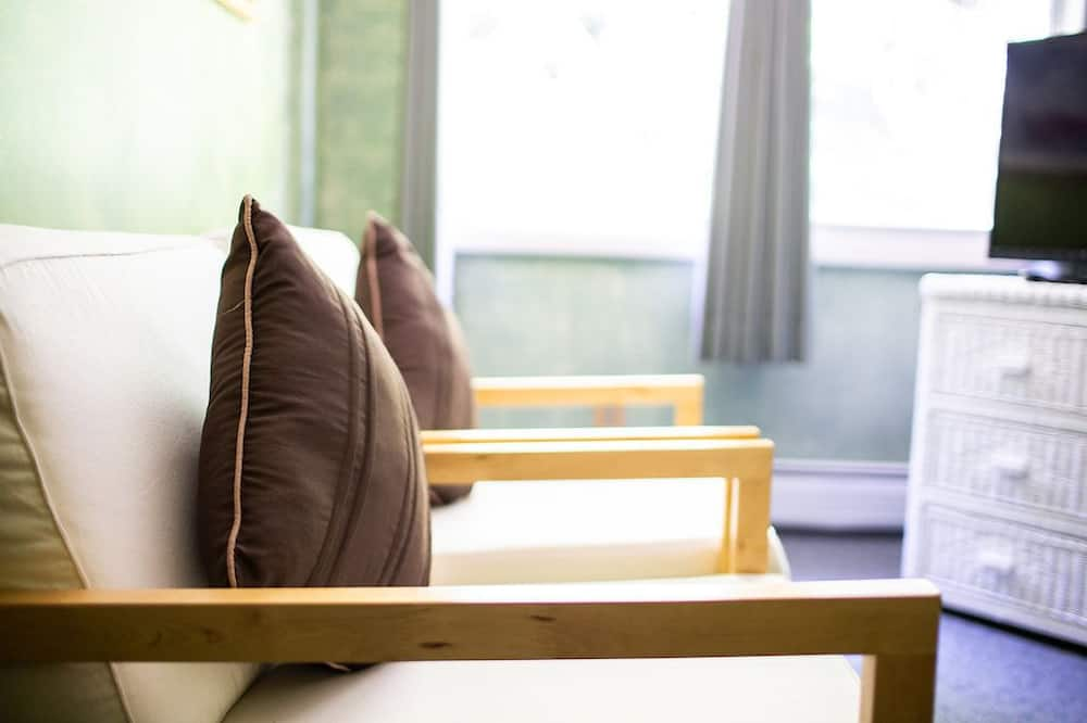 Quarto Standard, 1 cama king-size - Área de Estar