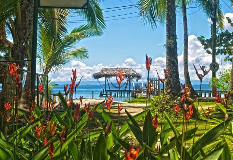 Hotel Tierra Verde, Wyspa Carenero , Ogród