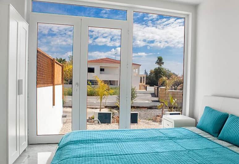 Nissi 49 Apartments, Ayia Napa, Family Apart Daire, 1 Yatak Odası, Sigara İçilmez, Avlu Manzaralı (6), Oda