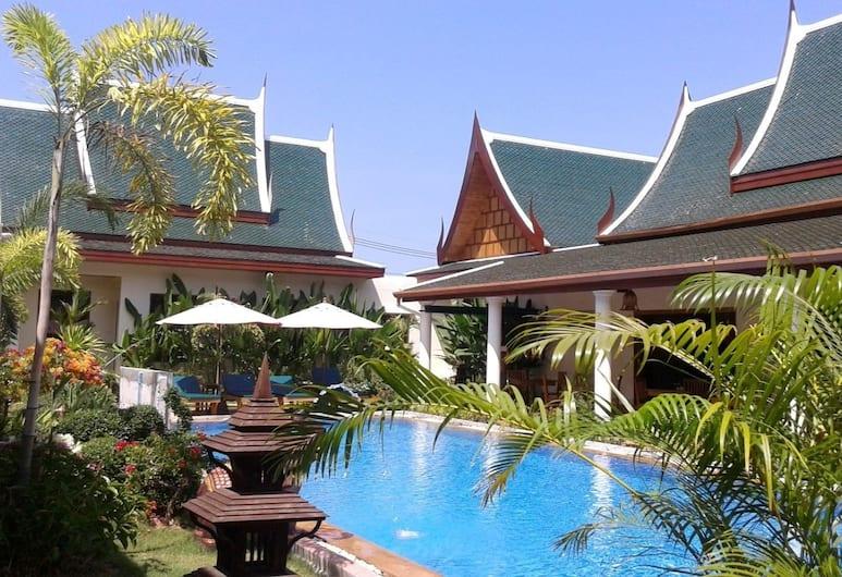 布吉安格里卡別墅酒店 - 班曼林尼, Si Sunthon
