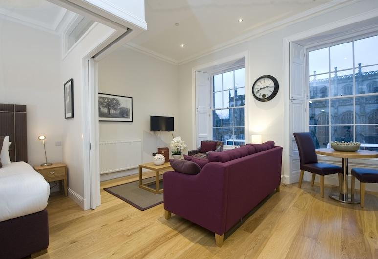 Destiny Scotland - Princes St Residence, Εδιμβούργο, Περιοχή καθιστικού